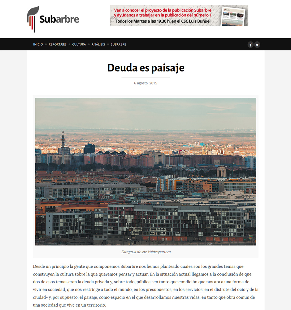 Revista Subarbre