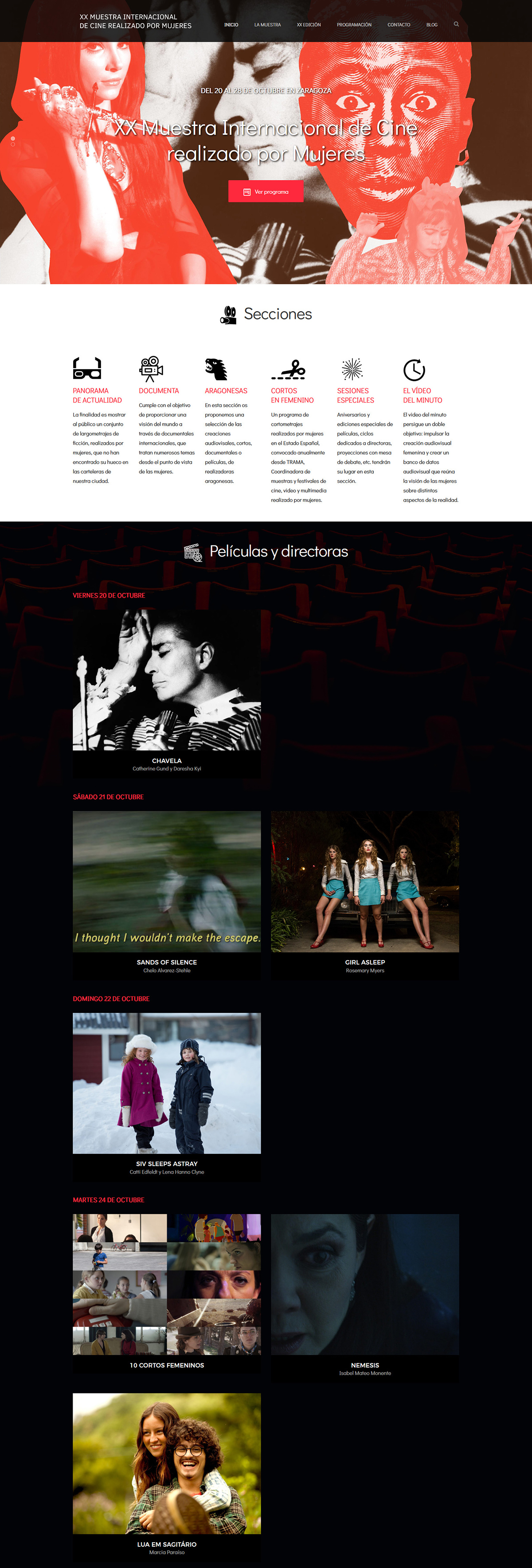 Muestra Internacional de Cine Mujeres de Zaragoza
